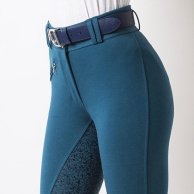 Equetech Empire Paisley Breeches in Petrol